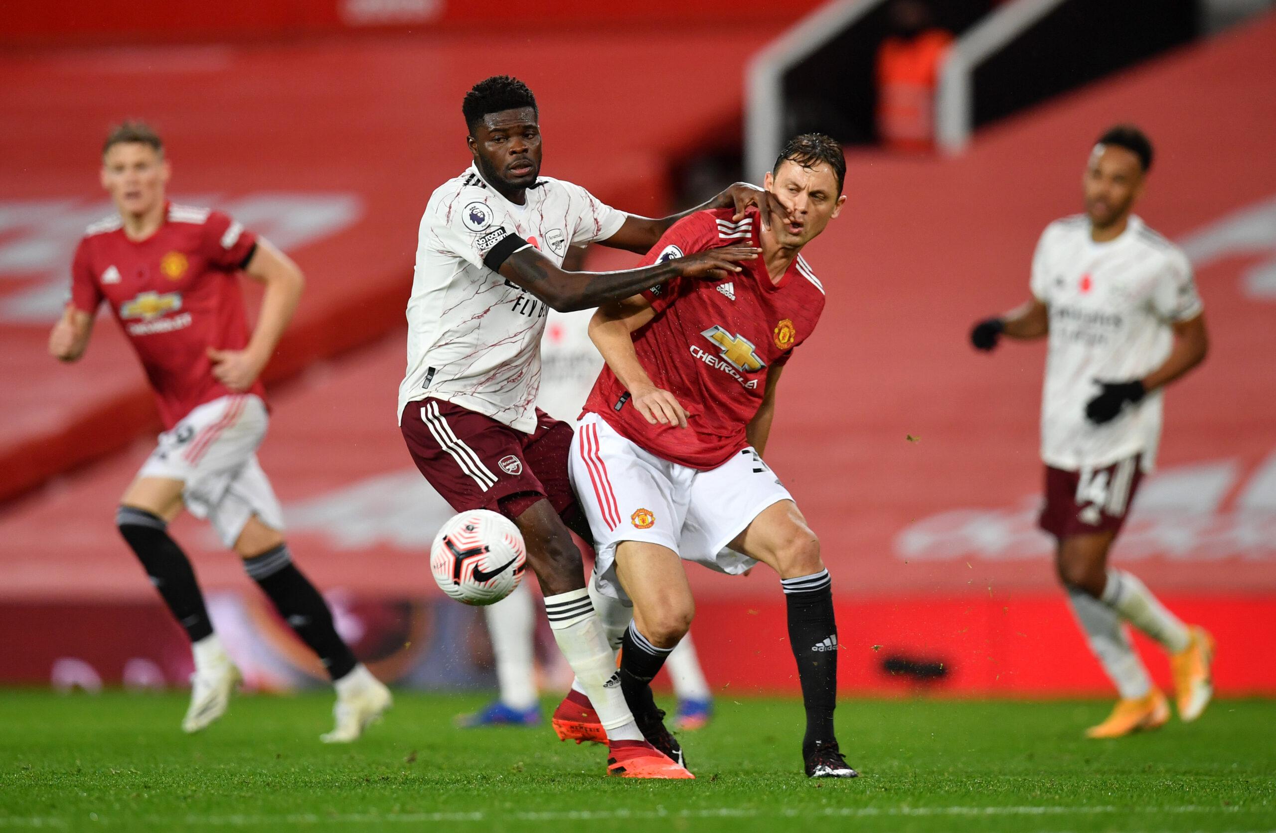 Manchester United v Arsenal - Premier League – Arsedevils