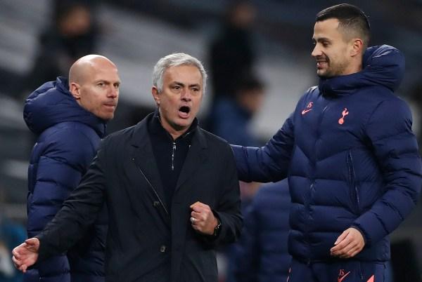 Tottenham vs Arsenal, Jose Mourinho