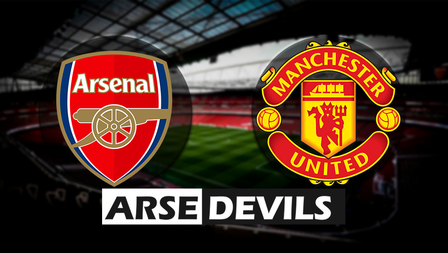 Arsenal v United