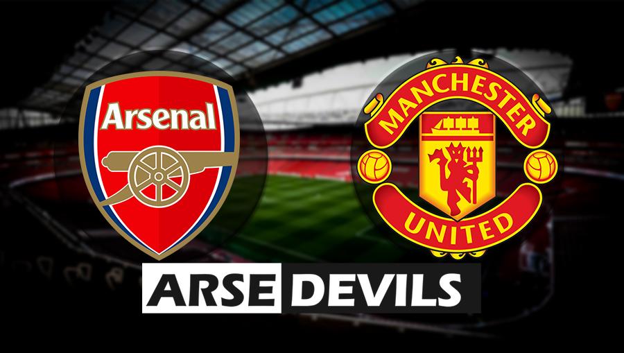Arsenal v United