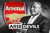 Aliko Dangote, Arsenal