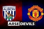 West Brom vs Man United