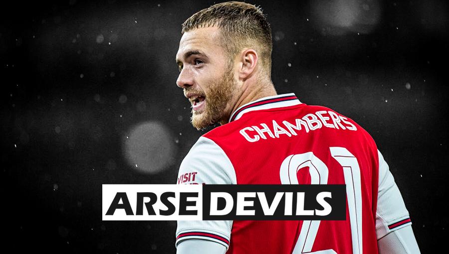 Calum Chambers, Arsenal