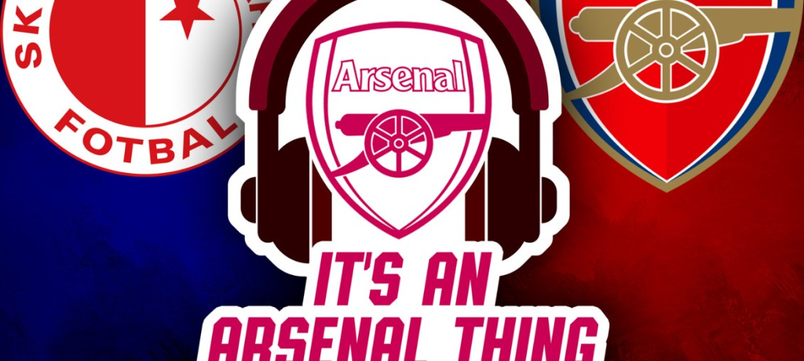 Its an Arsenal thing podcast featuring Glen Oglaza