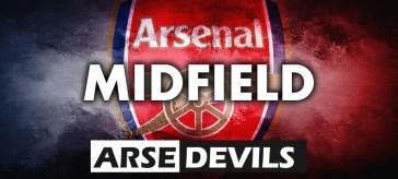Arsenal midfield, Miralem Pjanic