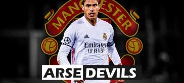 Raphael Varane, United, Madrid
