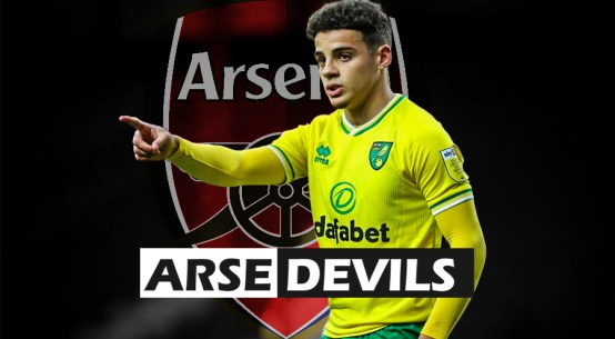 Max Aarons, Arsenal