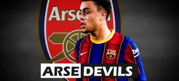 Sergino Dest, Arsenal