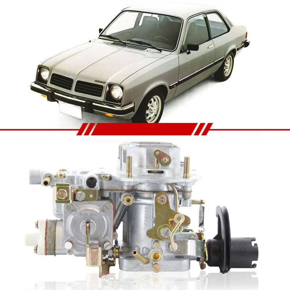 Chevy 302 Motor 1981