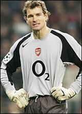 Fabianski's signing should refocus current number one Jens Lehmann