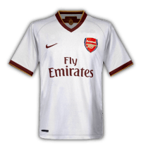 c585bb3eb The new white Arsenal away kit