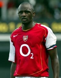 Patrick Vieira: Central Midfielder of the Decade