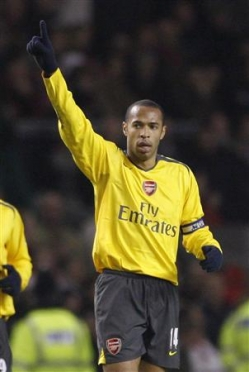 Henry should be remembered for everything good he did for Arsenal