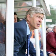 Does Wenger have another big signing up his sleeve?