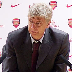 Arsenal manager Arsene Wenger is confident about next season