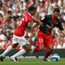 Denilson disappointed me against PSG