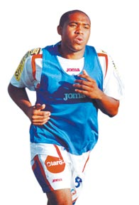 Wilson Palacios may be on his way to Arsenal