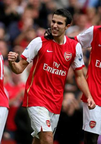 Van Persie will always be a man for the big moments