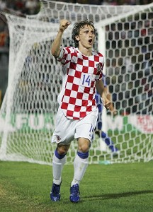 Luca Modric: good player, but not worth £30million