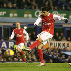 Eduardo's guile has added unpredictability to Arsenal's attack