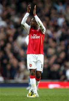 Gallas responded well after a difficult week