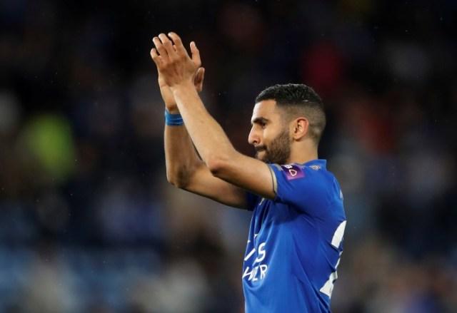 Riyad Mahrez Arsenal transfer targets
