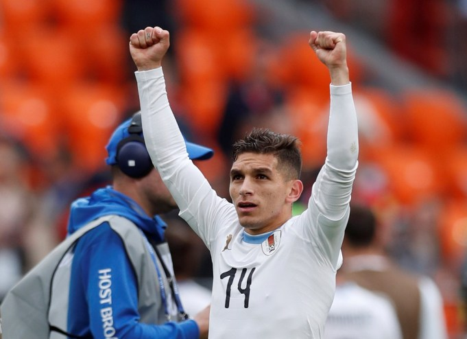 Arsenal legend rates club's new signing Lucas Torreira