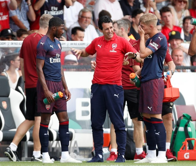 Unai Emery is keen to sign more players