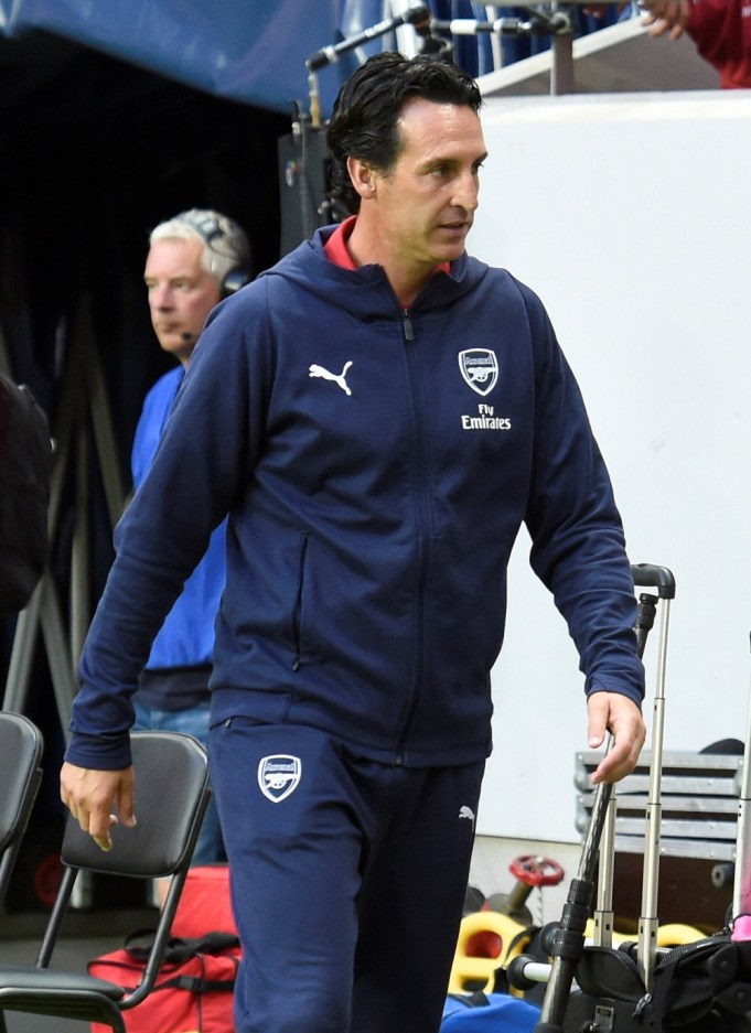 Arsenal legend has praised Unai Emery's first transfer window in charge