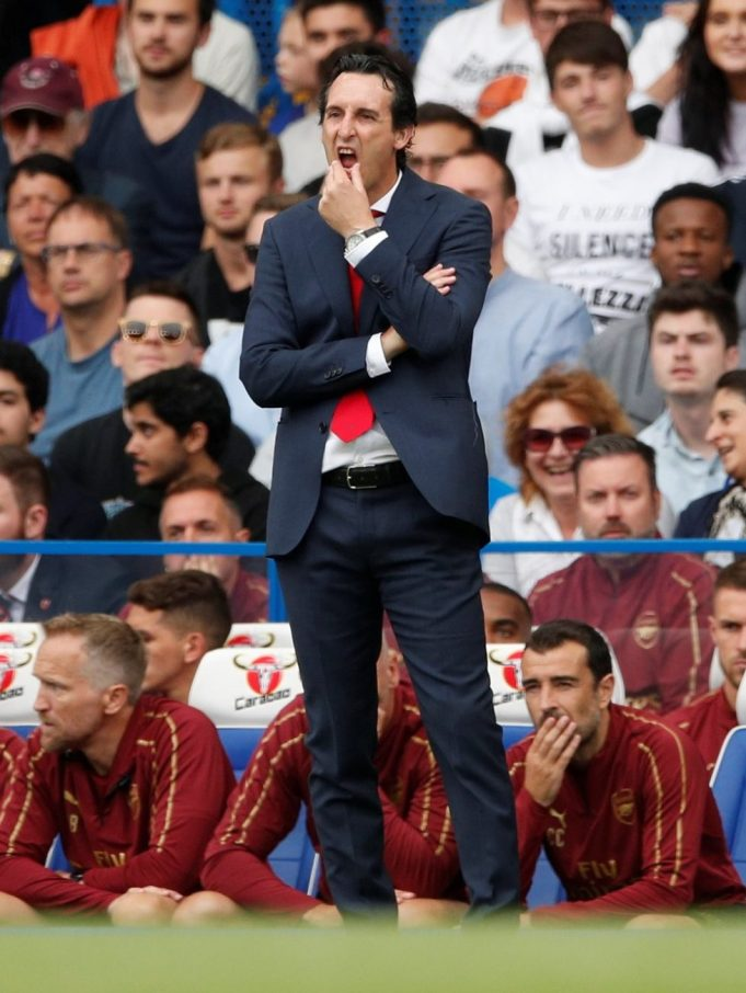 Unai Emery reveals how Arsenal will approach against West Ham United