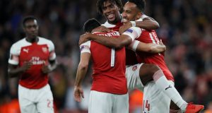 Arsenal star insisted that players are working lot harder under Unai Emery than Arsene Wenger