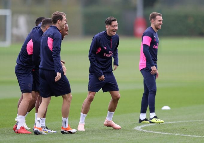 Arsenal star is set to leave the club in the summer