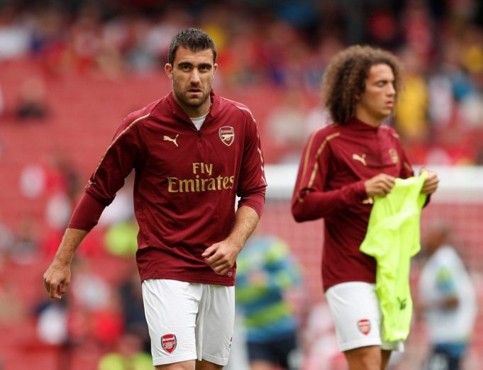 Arsenal star reveals which duo convinced him to join the club