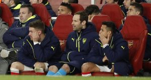 Arsenal star unsure about his future with the club