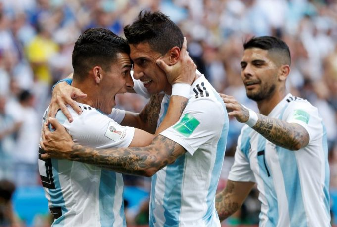 Arsenal urged to sign Argentina star