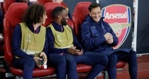 Ian Wright is pleased with Arsenal star's form this season