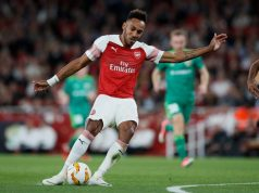 Pierre-Emerick Aubameyang reveals the area he wants Arsenal to improve