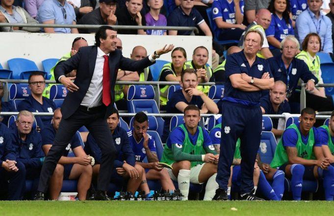 Unai Emery opens up on his relationship with Mesut Ozil