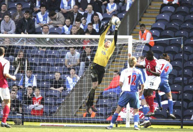 Arsenal Biggest Wins & Losses Blackburn Rovers