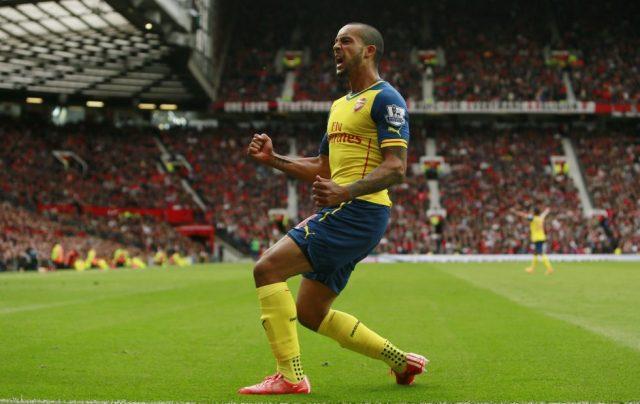 Arsenal Kits 2014/15
