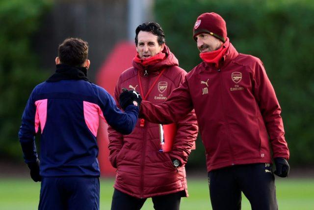 Arsenal Management Team