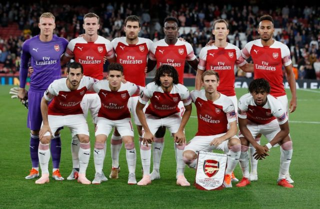 Arsenal Players And Their Countries