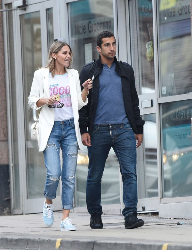 Arsenal Players Wives And Girlfriends Henrikh Mkhitaryan Jude Cisse