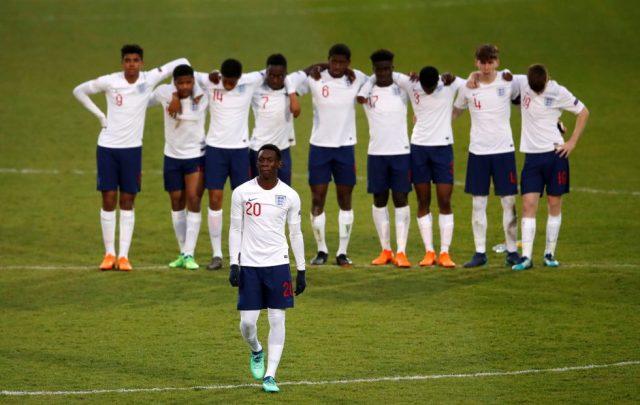 Arsenal Team Under-18s 2018-19 Folarin Balogun