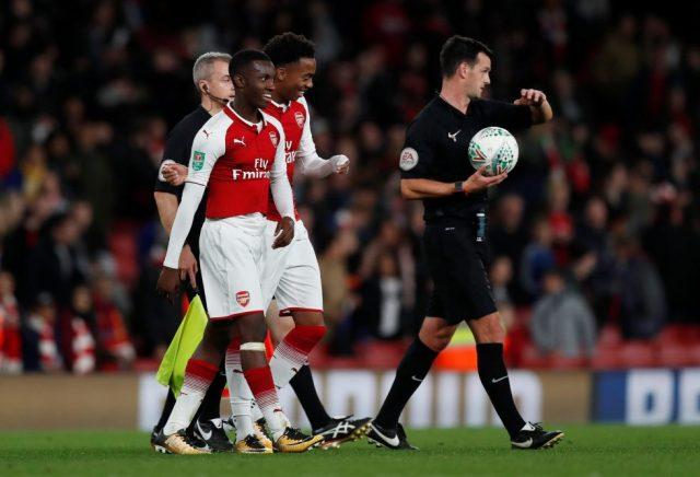 Arsenal Team Under-18s 2018-19