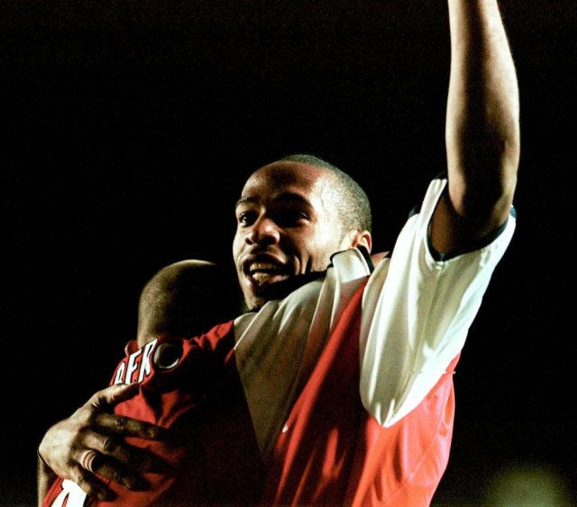 Arsenal Top Goal Scorers Of All Time