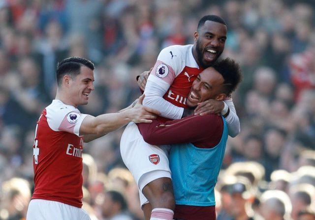 Arsenal Top Scorer This Season 2018-19