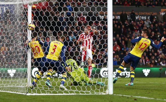 Arsenal's Biggest Defeat