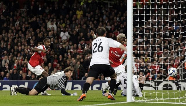 Arsenal's Biggest European Win