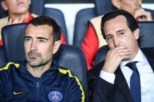 Arsenal first team staff
